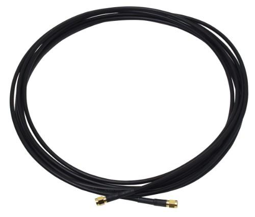 Netgear ACC-10314-04 10m SMA SMA Black coaxial cable