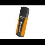 Transcend JetFlash 810 8GB USB 3.0 8GB USB 3.0 Black,Orange USB flash drive