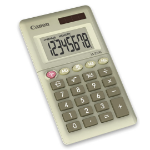 Canon LS-270G Pocket Basic calculator Green