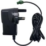 Teltonika PR3PUUK2 power cable Black 1.2 m Power plug type G 2-pin terminal block