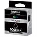 Lexmark 14N1092BR (100XLA) Ink cartridge black, 510 pages