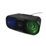KitSound Slam XL Stereo portable speaker Black 50 W