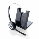 Jabra PRO 920 Monaural Head-band Black headset