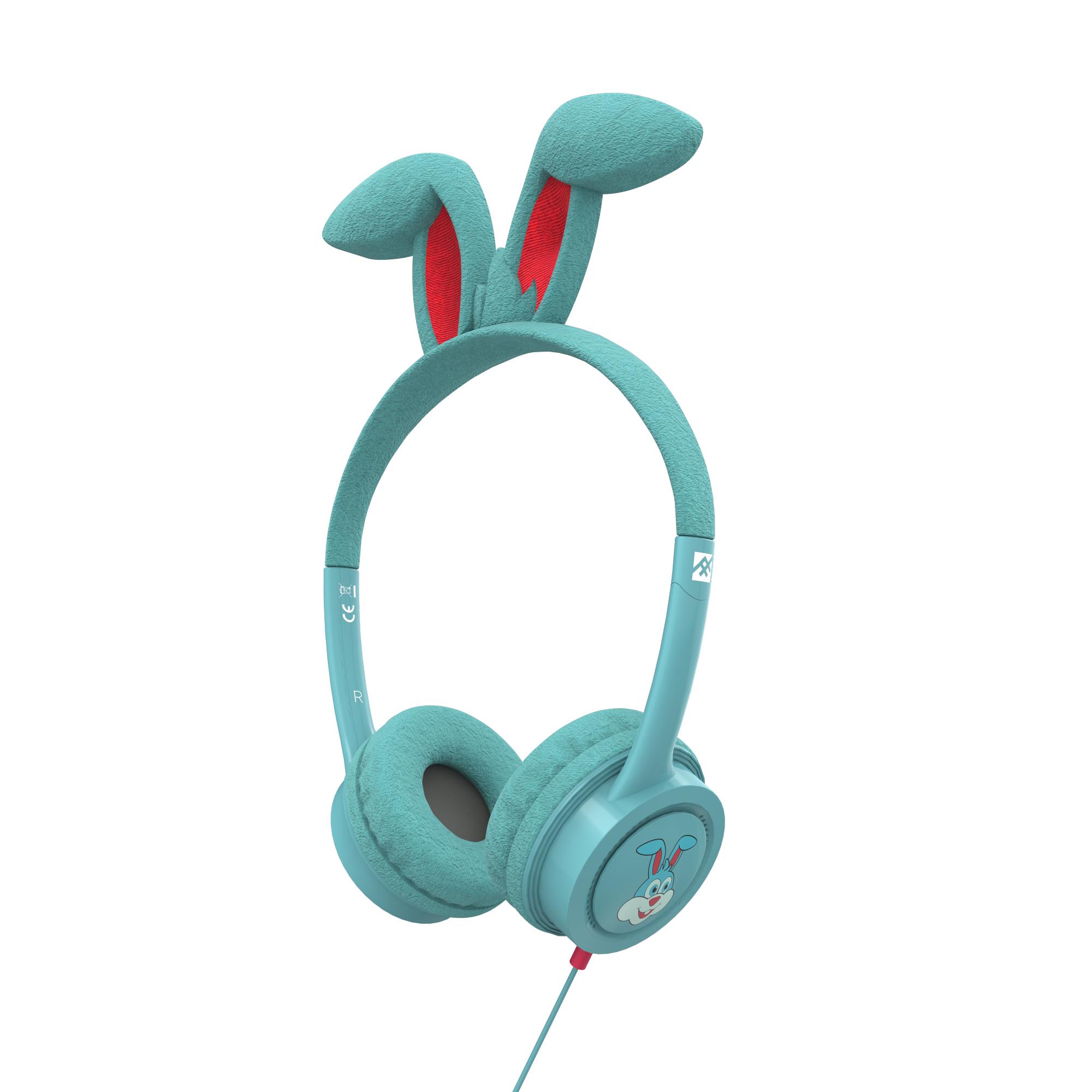 IFROGZ 304101846 auricular y casco Auriculares Diadema Verde