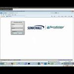 SonicWALL Scrutinizer