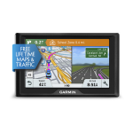 "Garmin Drive 51 LMT-S navigator Fixed 12.7 cm (5"") TFT Touchscreen 170.8 g Black"