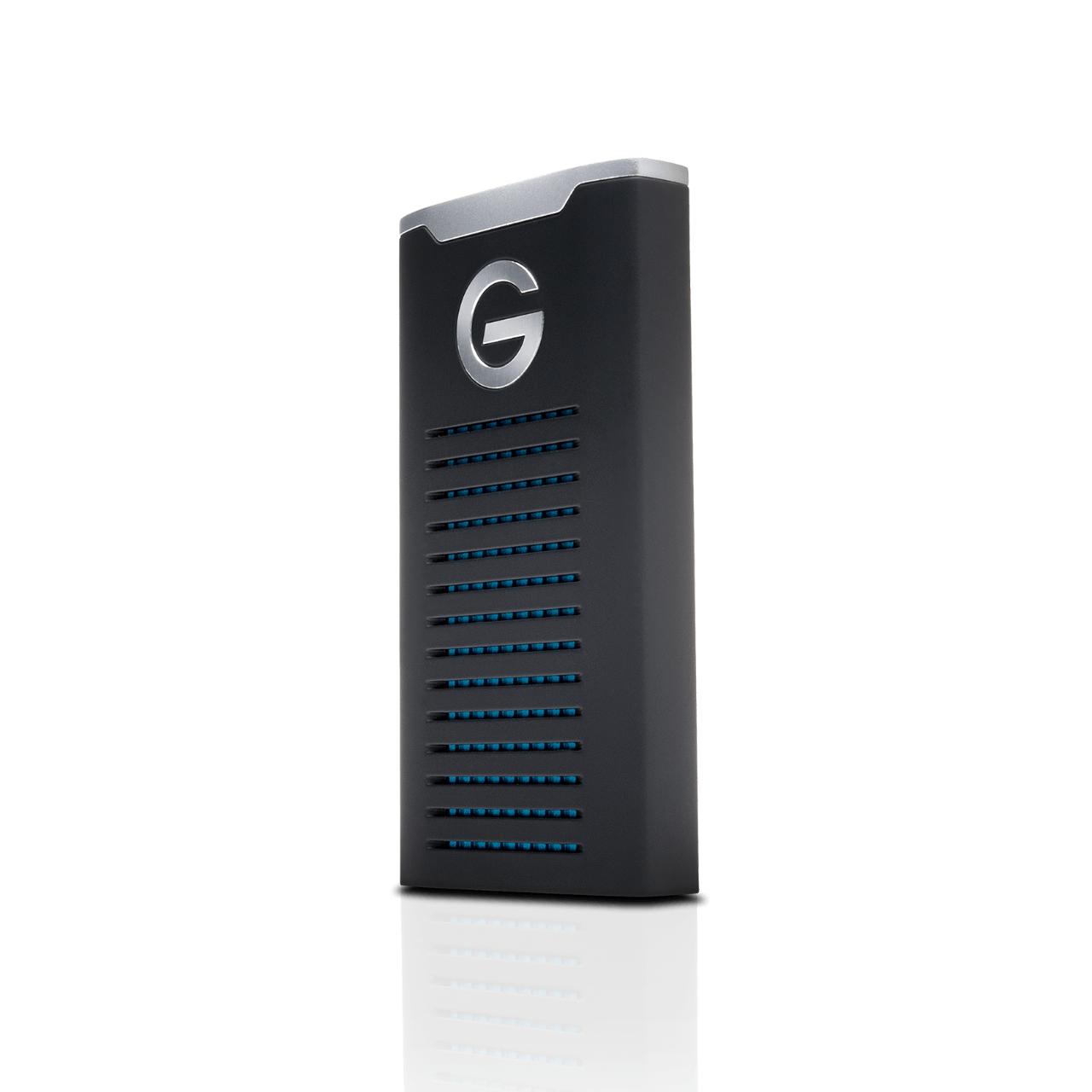 G-Technology G-DRIVE Mobile SSD 1000 GB Black