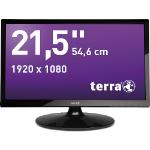 "Wortmann AG 2255W 21.5"" Full HD TN Black computer monitor"