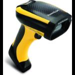 Datalogic PowerScan PBT9300 Handheld bar code reader 1D Laser Black,Yellow
