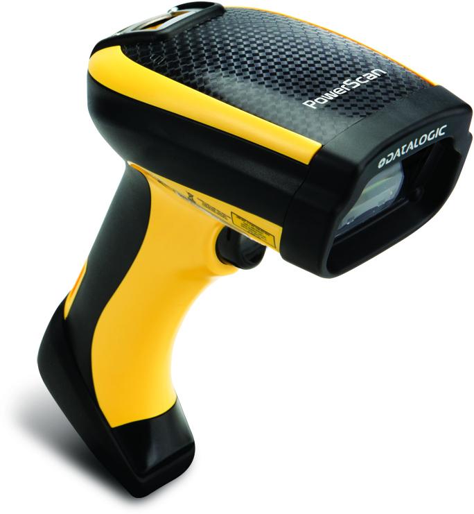 Powerscan Pbt9300 Ar Laser Bluetooth Removable Battery