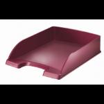 Leitz 52540028 desk tray/organizer Polystyrene Red