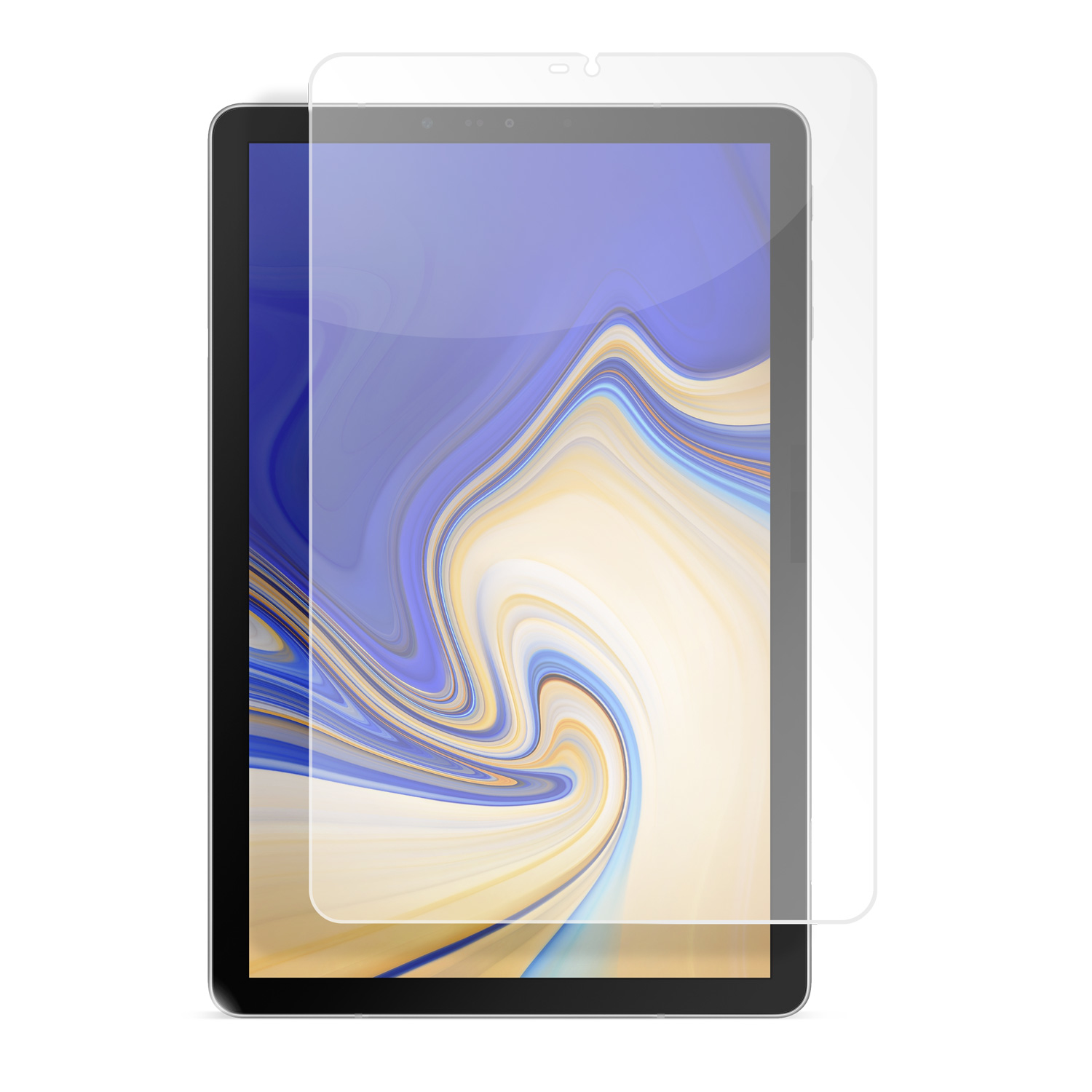 SHIELD - Tempered Glass Screen Protector For Galaxy Tab S2 8.0in