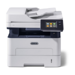 Xerox B215 A4 30ppm Wireless Duplex Copy/Print/Scan/Fax PS3 PCL5e/6 ADF 2 Trays Total 251 Sheets