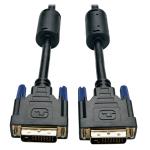 Tripp Lite DVI Dual Link Cable, Digital TMDS Monitor Cable (DVI-D M/M), 7.62 m