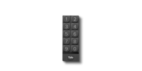 Yale 05/301000/BL numeric keypad Bluetooth Black