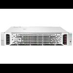 Hewlett Packard Enterprise D3700, 25TB disk array Rack (2U) Aluminium