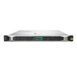 Hewlett Packard Enterprise StoreEasy 1460 NAS Rack (1U) Ethernet LAN Black, Metallic 3204