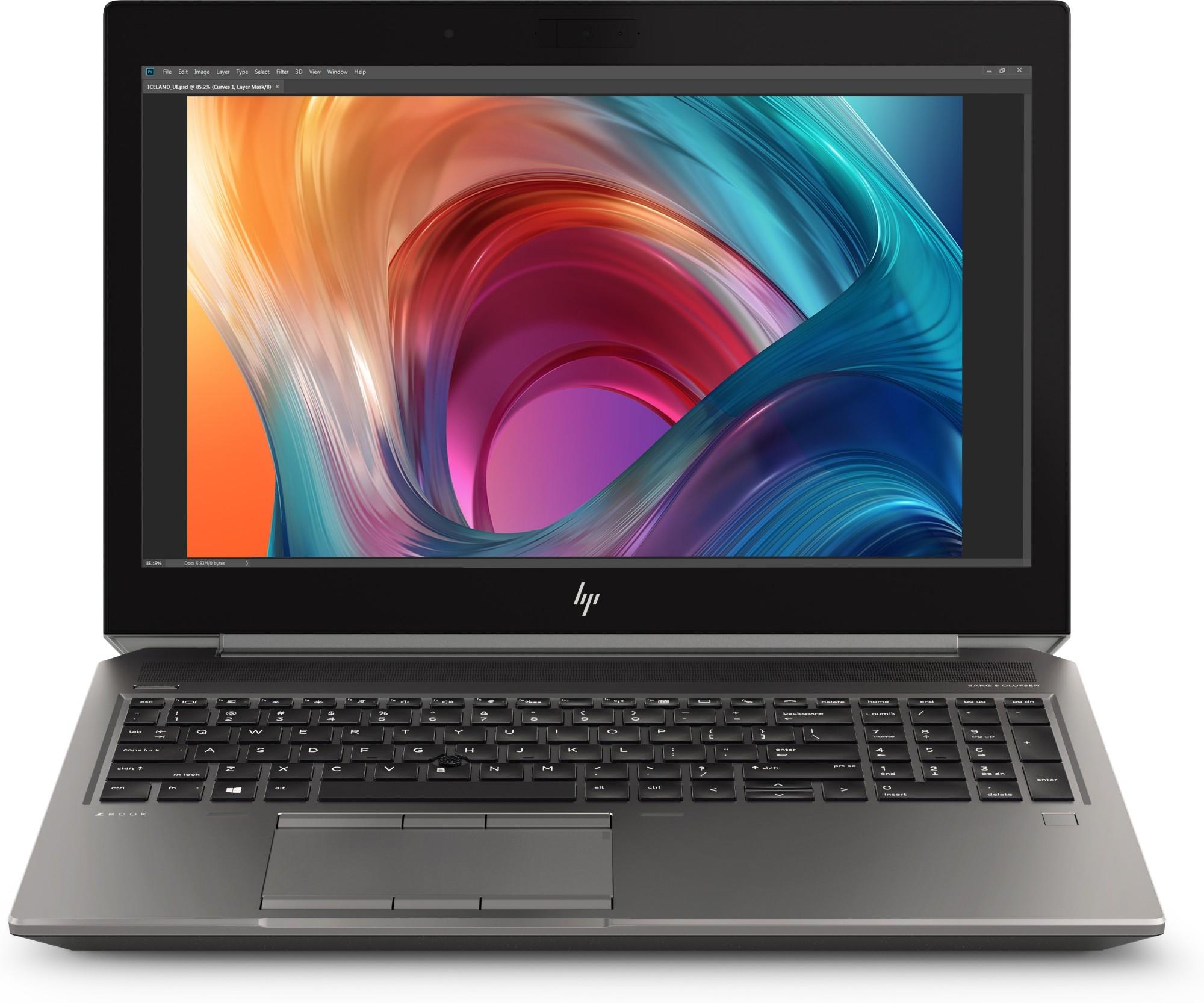 ZBook 15 G6 i7-9850H/16GB/256GBM2/15.6