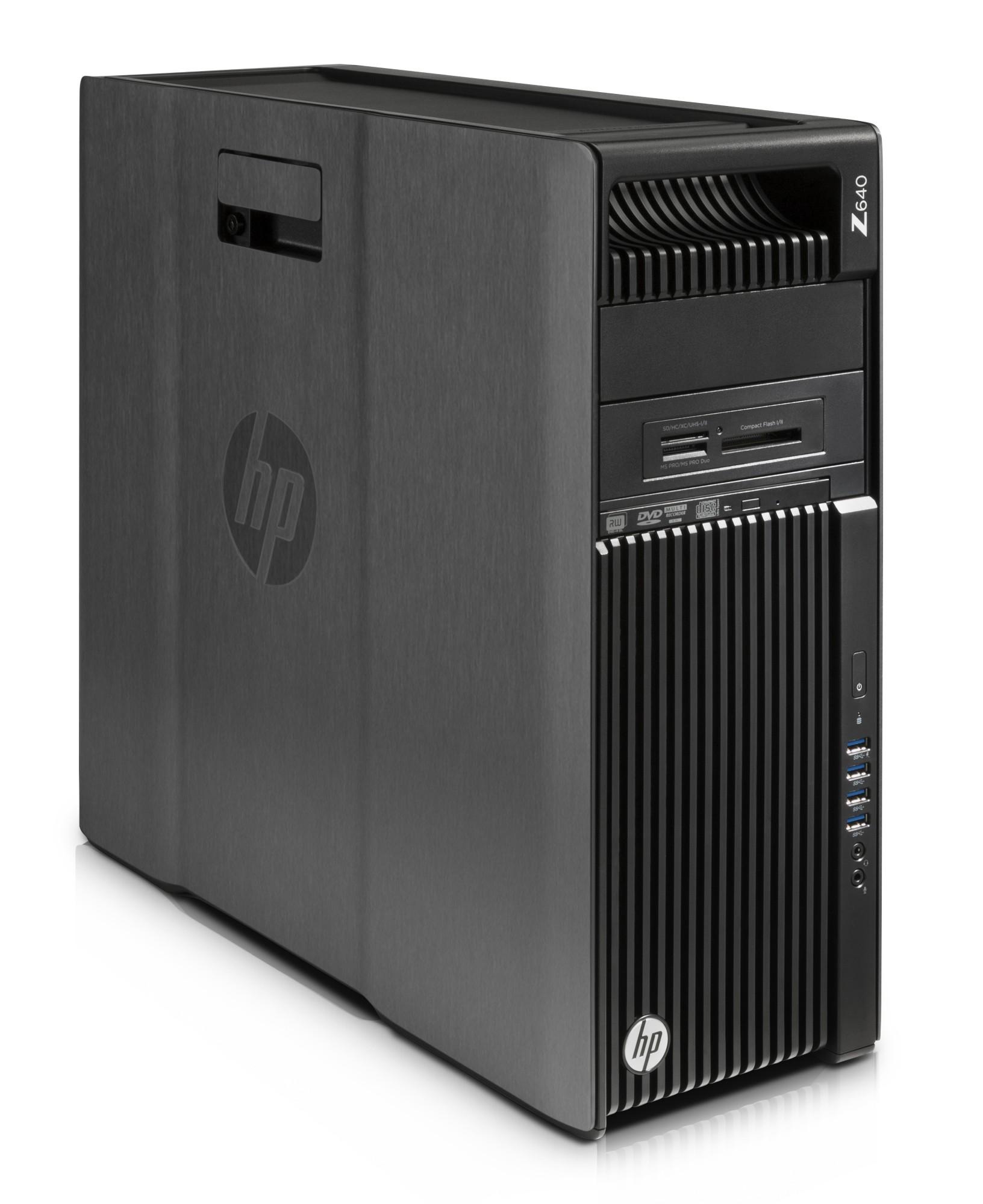 HP Z640 2.1GHz E5-2620V4 Mini Tower Black Workstation