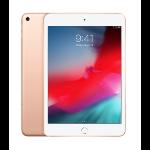 "Apple iPad mini 20.1 cm (7.9"") 256 GB Wi-Fi 5 (802.11ac) 4G LTE Gold iOS 12"