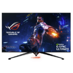 "ASUS PG65UQ 163.8 cm (64.5"") 3840 x 2160 pixels 4K Ultra HD LED Black"