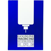 GOLDLINE TRACING PAD A4 112GM POPULAR