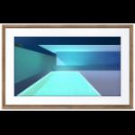 "Netgear MC327HW digital photo frame 68.6 cm (27"") Wi-Fi Walnut"
