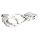 StarTech.com Sun To PS/2 Keyboard/Mouse Converter White PS/2 cable