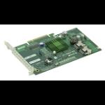 Supermicro 3Gb/s Eight-Port SAS Internal RAID Adapter interface cards/adapter