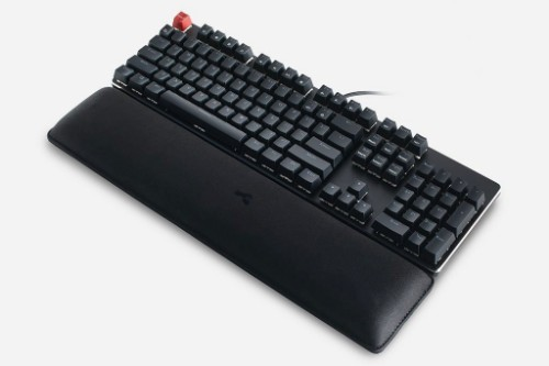 Glorious PC Gaming Race Padded Keyboard Wrist Rest - Stealth Edition
