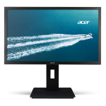 "Acer B6 B246WLbmdprx computer monitor 61 cm (24"") WUXGA LED Flat Grijs"