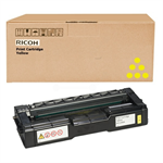 Ricoh 407534 Toner yellow, 4K pages