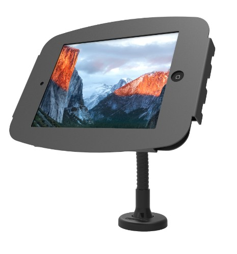 Maclocks 159B290SENB Black tablet security enclosure