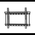 "OmniMount OC80F 42"" Black flat panel wall mount"