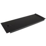 StarTech.com Solid Blank Panel with Hinge for Server Racks - 4U