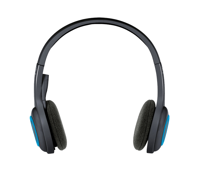 Logitech 981-000504 headset Binaural Head-band Black, Blue