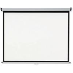Nobo Wall Mounted Projection Screen 2400x1813mm DD