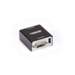 Black Box VGA TO DVI-D VIDEO CONVERTER (USB POWERED) FOR KVM Active video converter 1920 x 1200 pixels