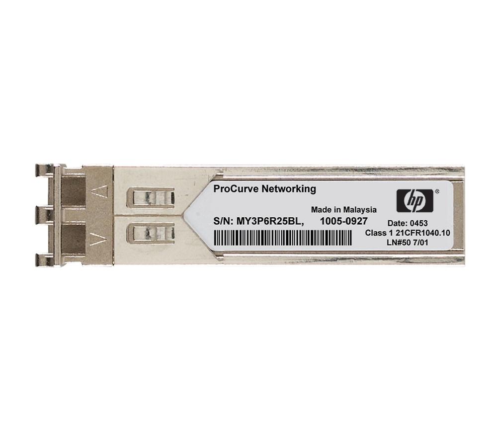 Hewlett Packard Enterprise 8Gb Long Wave 10km Fibre Channel SFP+ 8000Mbit/s SFP+ network transceiver module