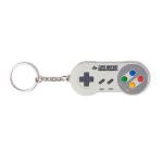 Nintendo Super Nintendo Controller Rubber 3D Keychain, Multi-colour (KE020310NTN)
