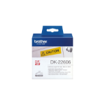 Brother DK-22606 P-Touch Etikettes, 62mm x 15,24m