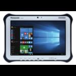 "Panasonic Toughpad FZ-G1 25.6 cm (10.1"") 7th gen Intel® Core™ i5 8 GB 256 GB Wi-Fi 5 (802.11ac) Black,Silver Windows 10 Pro"