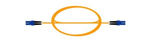 ProLabs CAB-OM3-LC-LC-15M 15m LC/UPC LC/UPC LSZH OM3 Yellow fiber optic cable