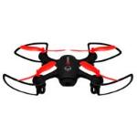 MINI DRONE ACTECK EVOROK EAGLE 360° II/CONTROL/CAMARA 1MP/520MAH/WIFI/ALCANCE 80 MTS/NEGRO dir