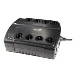 APC BE700G-FR 700VA Black uninterruptible power supply (UPS)