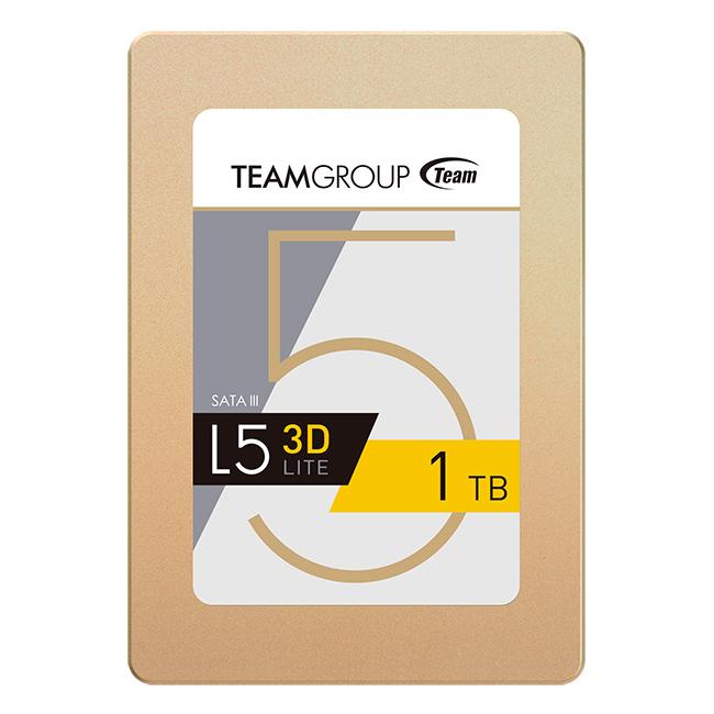 "Team Group L5 LITE 3D 2.5"" 1000 GB Serial ATA III"