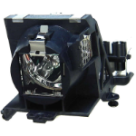 projectiondesign Generic Complete Lamp for PROJECTIONDESIGN F12   (300w) projector. Includes 1 year warranty.