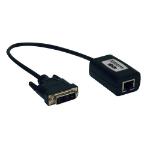 Tripp Lite DVI over Cat5 / Cat6 Passive Extender, Video Receiver, 1920 x 1080 at 60Hz, Up to 30.5 m (100-ft.)