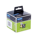 DYMO Large Multi-purposem, Paper/White 54mm x 70mm, 1 Roll/Box, 320 Labels/Roll