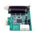 StarTech.com 4 Port Low Profile Native RS232 PCI Express Serial Card with 16950 UART PEX4S952LP